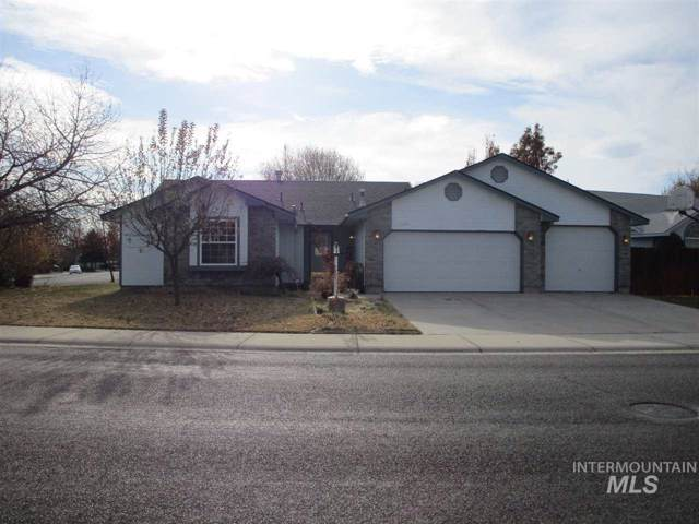 2299 W Chateau Dr, Meridian, ID 83646 (MLS #98750490) :: Juniper Realty Group