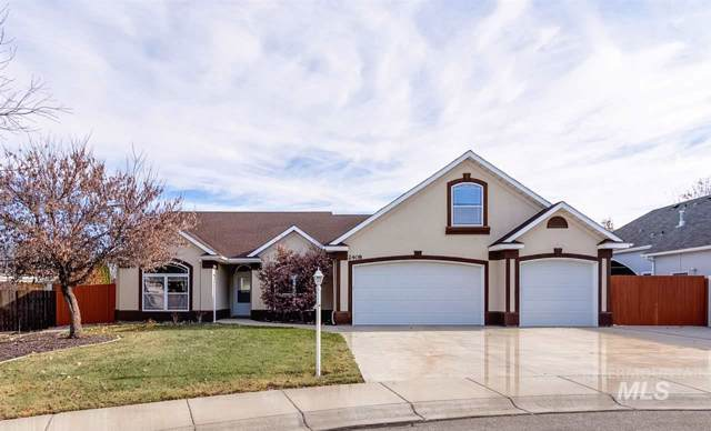 2804 S Morning Sun Ct, Nampa, ID 83686 (MLS #98750514) :: Team One Group Real Estate