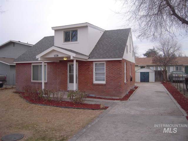 1024 S Nectarine St., Nampa, ID 83686 (MLS #98750525) :: Team One Group Real Estate