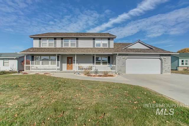203 Nw 9th St, Fruitland, ID 83619 (MLS #98750553) :: Jon Gosche Real Estate, LLC