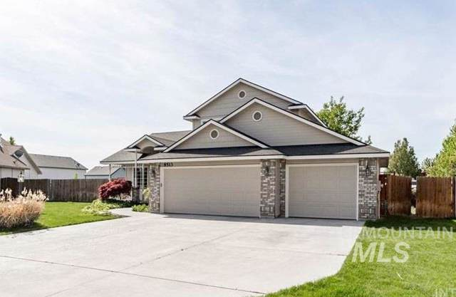 8513 W Galactic Ct, Boise, ID 83709 (MLS #98750556) :: New View Team
