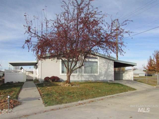 1907 W Flamingo Avenue #187, Nampa, ID 83651 (MLS #98750614) :: Boise River Realty