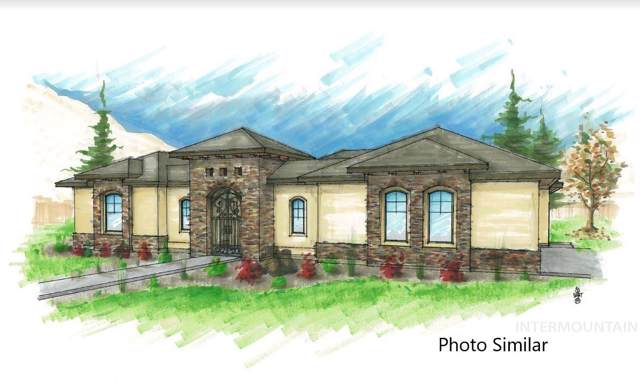 8553 W Moose Horn Ln, Eagle, ID 83616 (MLS #98750639) :: New View Team