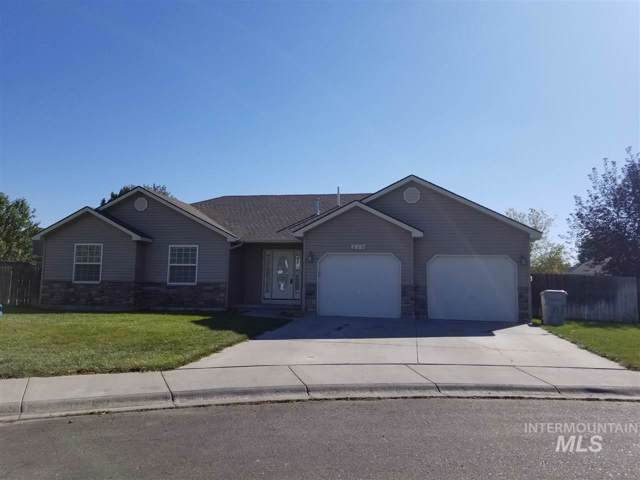 235 Ne Rosa, Mountain Home, ID 83647 (MLS #98750656) :: Boise River Realty