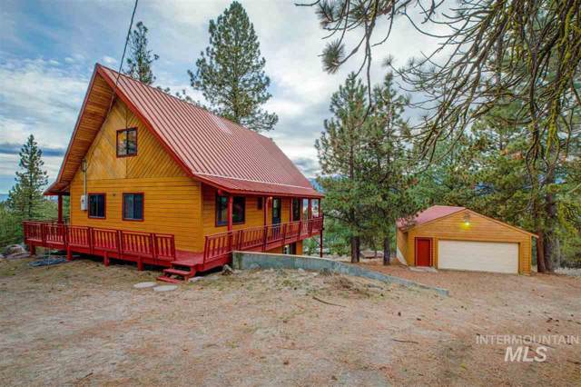 40 Robbins Drive, Cascade, ID 83611 (MLS #98750666) :: Jeremy Orton Real Estate Group