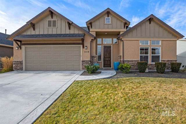 1119 E Wrightwood Drive, Meridian, ID 83642 (MLS #98750706) :: Juniper Realty Group
