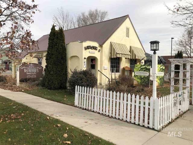 901 Dearborn St., Caldwell, ID 83605 (MLS #98750713) :: Navigate Real Estate