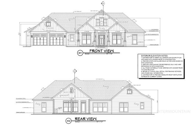 1934 Scotch Pine Drive, Middleton, ID 83644 (MLS #98750748) :: Beasley Realty