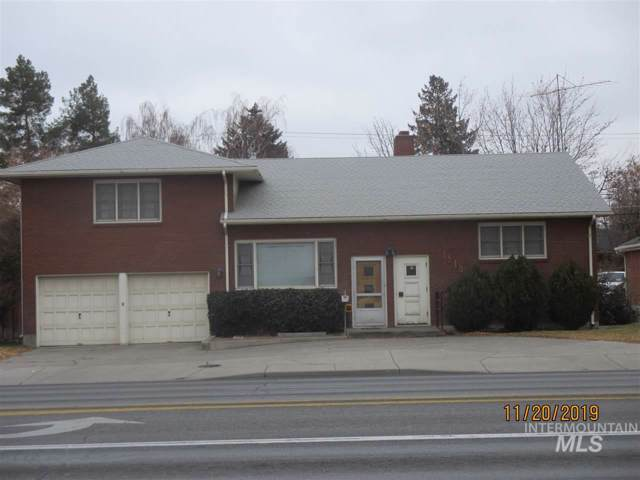 1516 E Addison Ave., Twin Falls, ID 83301 (MLS #98750754) :: Boise River Realty