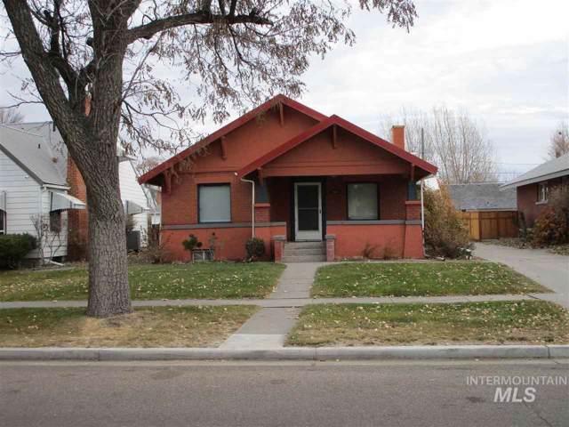 1419 Burton, Burley, ID 83350 (MLS #98750762) :: Boise River Realty