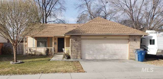 109 Cougar Place, Nampa, ID 83687 (MLS #98750789) :: Juniper Realty Group