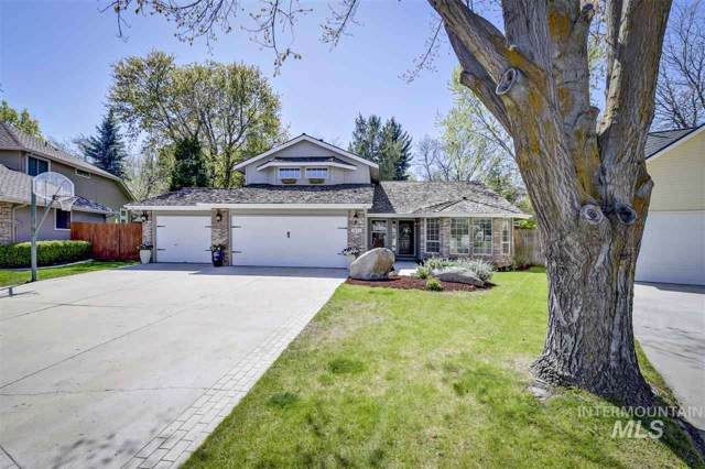 3221 E Bayberry Ct., Boise, ID 83706 (MLS #98750792) :: Team One Group Real Estate