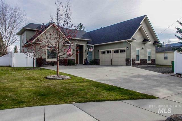 202 E South 10th St, Grangeville, ID 83530 (MLS #98750821) :: Givens Group Real Estate