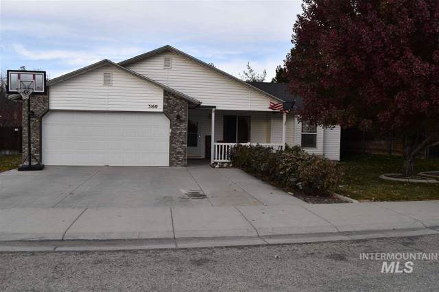 3160 E Moon Dipper St., Meridian, ID 83642 (MLS #98750877) :: Team One Group Real Estate