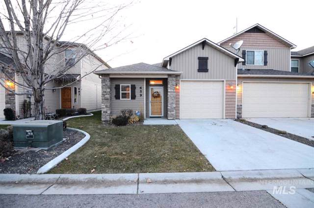 659 S Blue Pine Lane, Boise, ID 83709 (MLS #98750882) :: Team One Group Real Estate