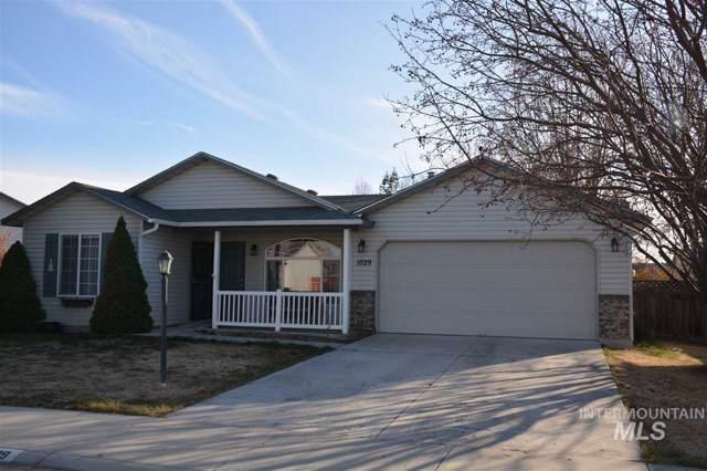 1029 W Honker Dr., Meridian, ID 83642 (MLS #98750896) :: Team One Group Real Estate