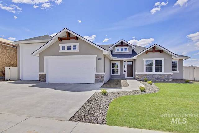 4050 W Prickly Pear Dr., Eagle, ID 83616 (MLS #98750897) :: New View Team