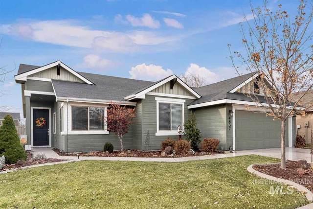 4637 N Elmstone Ave, Meridian, ID 83646 (MLS #98750917) :: Team One Group Real Estate