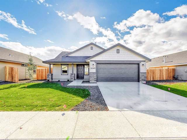 7733 E Declaration Dr., Nampa, ID 83687 (MLS #98750921) :: Silvercreek Realty Group