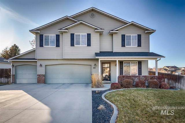 749 S Jake Ave, Kuna, ID 83634 (MLS #98750969) :: Team One Group Real Estate
