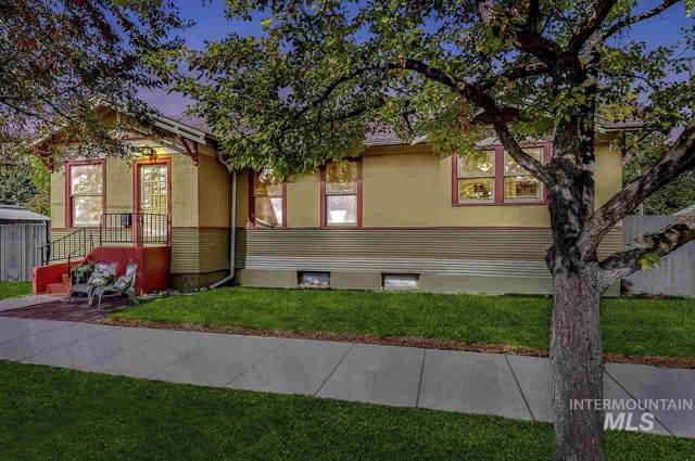 711 N 21st Street, Boise, ID 83702 (MLS #98750987) :: Boise River Realty