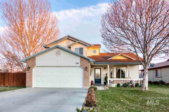 76 S Frontier Way, Nampa, ID 83687 (MLS #98750994) :: Silvercreek Realty Group