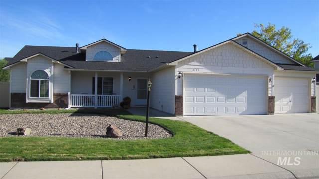 4102 W Angelica, Meridian, ID 83646 (MLS #98751002) :: Boise River Realty