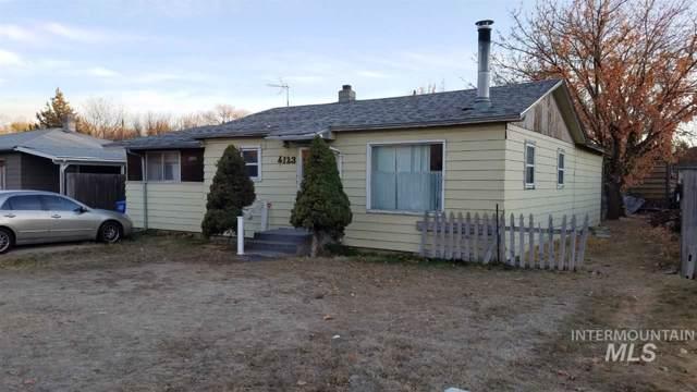 4123 W Spaulding, Boise, ID 83705 (MLS #98751036) :: New View Team
