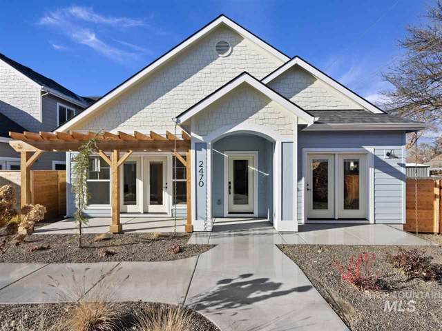 2470 N Ashgrove Lane, Boise, ID 83703 (MLS #98751070) :: Full Sail Real Estate