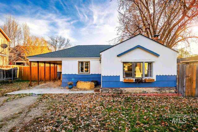 4715 W Catalpa, Boise, ID 83703 (MLS #98751138) :: City of Trees Real Estate