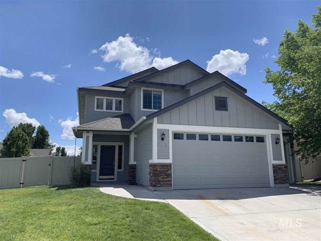 1172 N Buffalo Way, Middleton, ID 83644 (MLS #98751139) :: City of Trees Real Estate