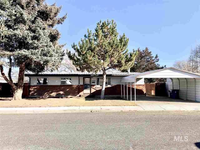404 N 4th West, Mountain Home, ID 83647 (MLS #98751174) :: Adam Alexander