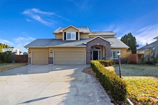 1464 N Midtown St, Meridian, ID 83642 (MLS #98751183) :: Boise River Realty