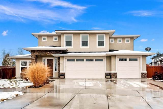 49 S Barkvine Way, Star, ID 83669 (MLS #98751353) :: Epic Realty