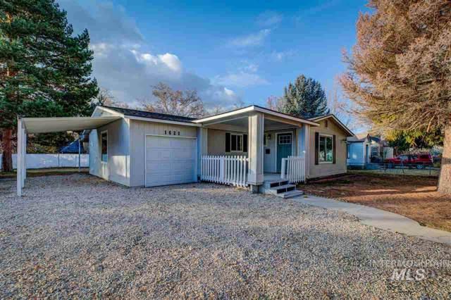 1621 S Shoshone St, Boise, ID 83705 (MLS #98751375) :: New View Team