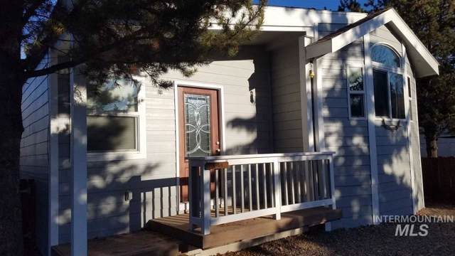 514 Sawyer Street A-58, Cascade, ID 83611 (MLS #98751377) :: Idaho Real Estate Pros