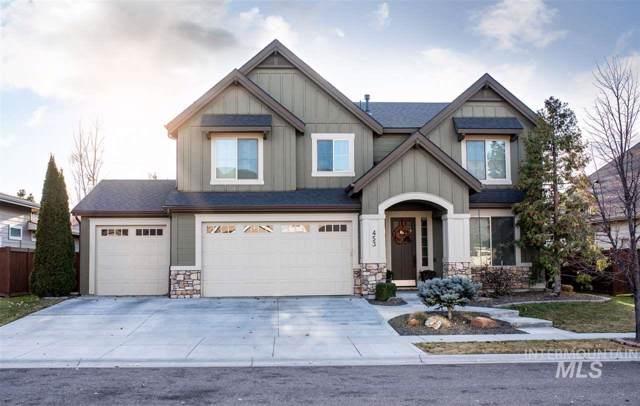 453 W Dreyfuss, Meridian, ID 83646 (MLS #98751384) :: Idaho Real Estate Pros