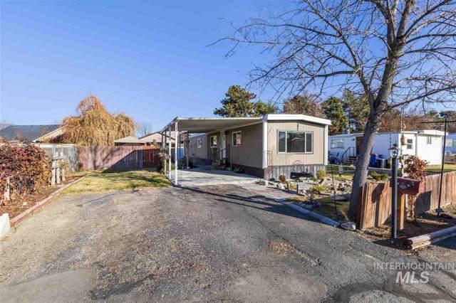 10601 N Horseshoe Bend Rd #21, Boise, ID 83714 (MLS #98751388) :: Juniper Realty Group