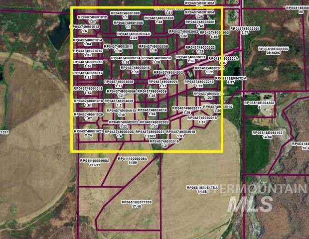 Green Cut Sub/Desert Rose Estates, Shoshone, ID 83352 (MLS #98751389) :: New View Team
