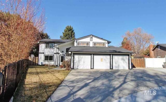 10530 W Treeline St, Boise, ID 83704 (MLS #98751412) :: Idaho Real Estate Pros