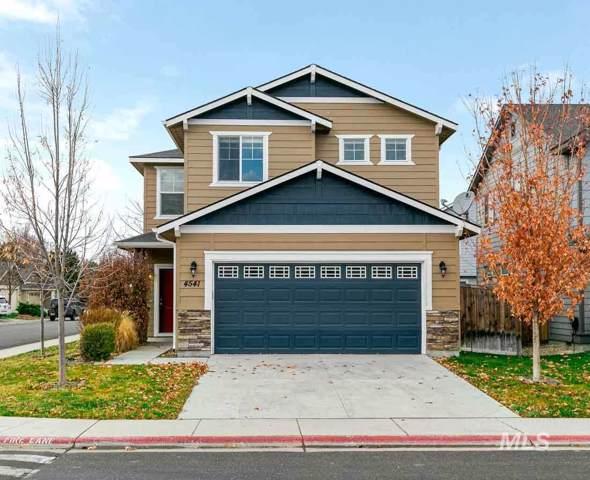 4541 S Cruzatte Lane, Boise, ID 83716 (MLS #98751450) :: Idahome and Land