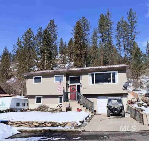 920 Walrath Ave., Orofino, ID 83544 (MLS #98751469) :: Juniper Realty Group