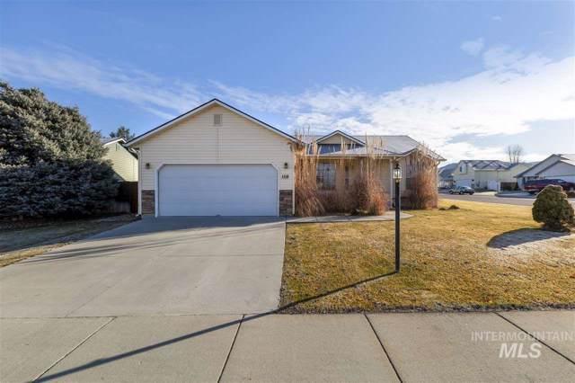 1118 Crystal Creek Dr, Emmett, ID 83617 (MLS #98751480) :: Jon Gosche Real Estate, LLC