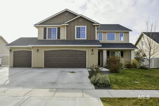 629 S Weston Creek Loop, Nampa, ID 83686 (MLS #98751492) :: Idahome and Land