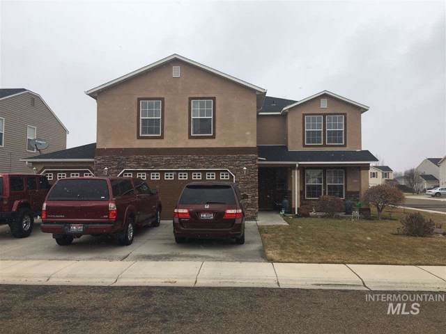 12848 Hayes St, Caldwell, ID 83607 (MLS #98751497) :: Bafundi Real Estate