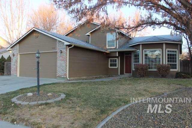 1432 W Pintail Dr, Meridian, ID 83642 (MLS #98751531) :: Idaho Real Estate Pros