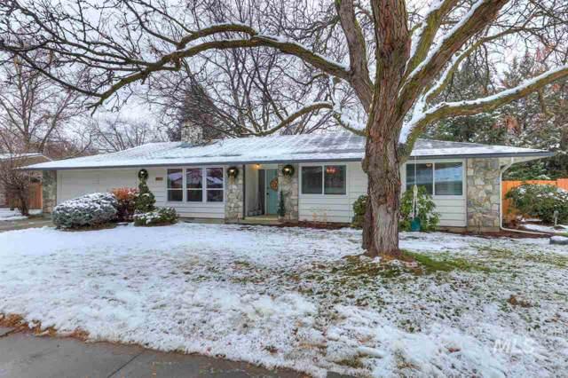 4821 N Cresthaven Drive, Boise, ID 83704 (MLS #98751603) :: Navigate Real Estate
