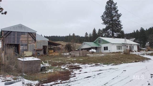 140 Simler Rd, Kamiah, ID 83536 (MLS #98751631) :: Idaho Real Estate Pros