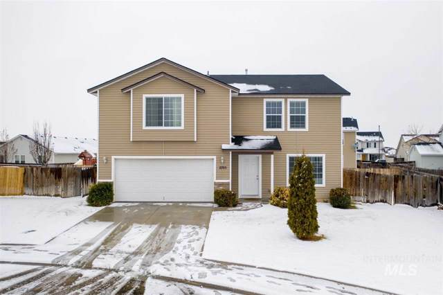 2705 Rowland Ct, Caldwell, ID 83607 (MLS #98751641) :: Jon Gosche Real Estate, LLC