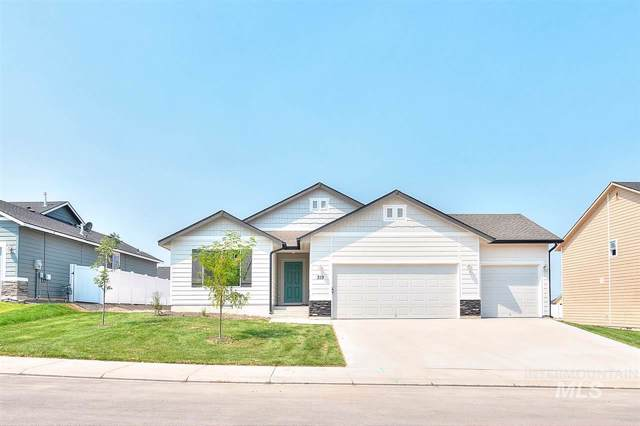 882 SW Levant Way, Mountain Home, ID 83647 (MLS #98751644) :: Beasley Realty